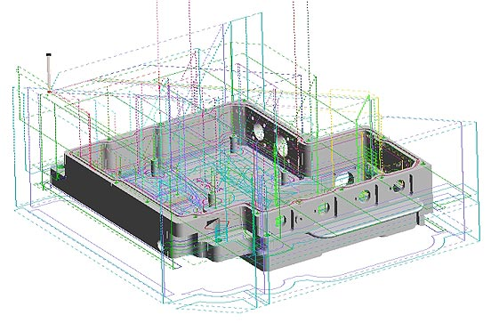 Ottaway Engineering - CAD CAM